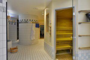 Sauna im Parkhotel
