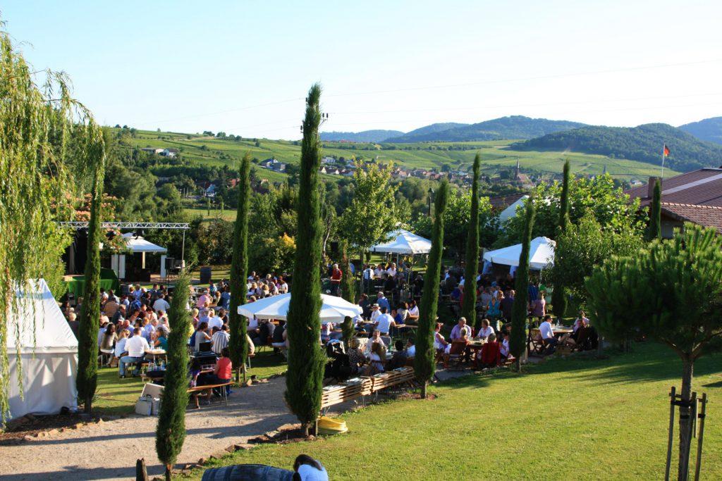 handgemacht Catering Weingut Dr. Steiner Eventlocation Landau Siebeldingen Hochzeit Firmenevent Veranstaltung