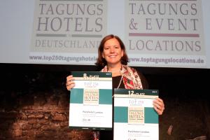 Qualität Tagungshotel Pfalz Top250 Auszeichnung Prämierung Sieger Seminarhotel