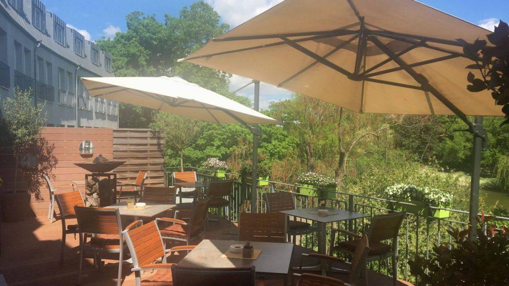 pfalz landau restaurant terrasse hoteldesign konzept