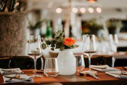 Landau Brasserie Restaurant Wein