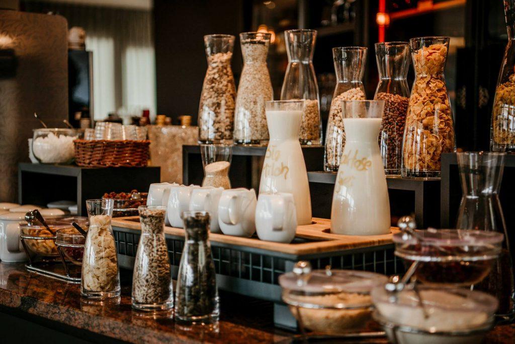 Frühstücksbuffet, Brasserie Wein und Dein, Brunch
