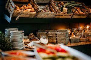 Frühstücksbuffet; Brasserie; Brunch;