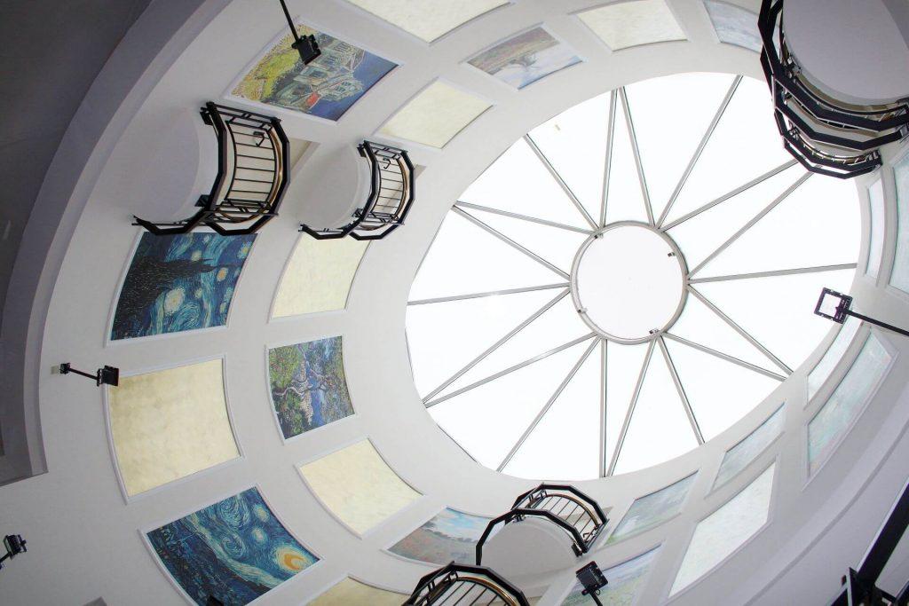 Foyer, Atrium, Rezeption