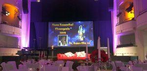 Verleihung de Hans-Rosenthal-Ehrenpreises an Dr. Auma Obama