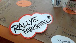 Azubis machen Hotel Rallye
