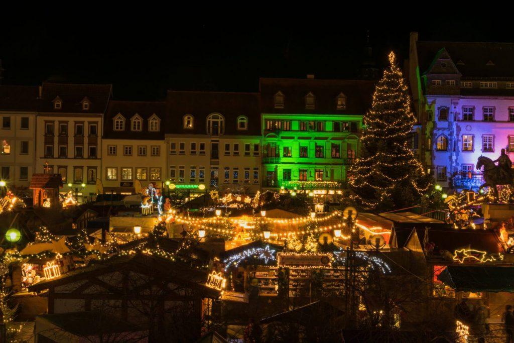 Landau Weihnachtsmarkt.Sonderangebot Zum Nikolausmarkt In Landau
