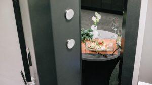 Wine & Dine im Trasorraum