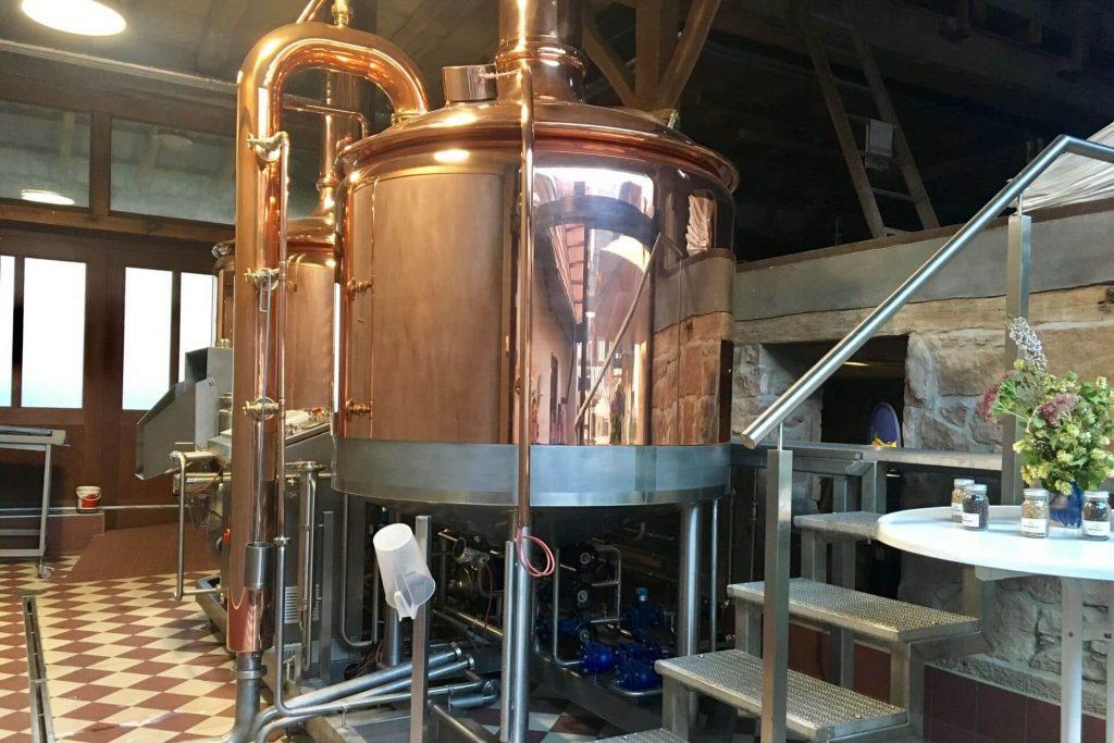 Göcklinger Hausbräu Pfalz Brauereibesichtigung Rahmenpgrogramm