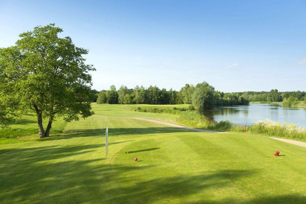 Landgut Golfclub Golfplatz Essingen Pfalz