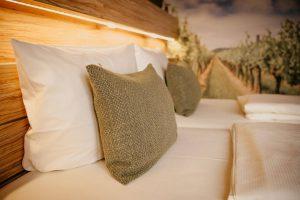 Kissen Komfort Zimmer