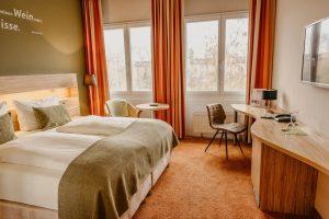 Parkblick Komfort Zimmer