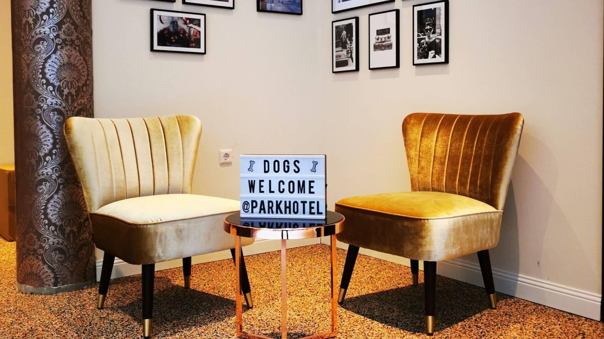 Urlaub Mit Hund Parkhotel Landau Pfalz