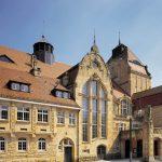 Suedliche Weinstrasse Jugendstil Festhalle Landau
