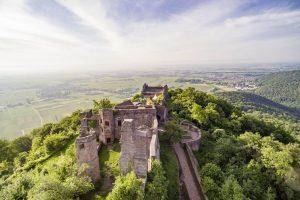 Mandeburg bei Landau in der Pfalz