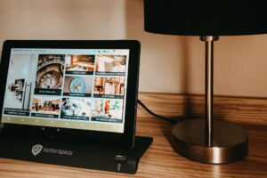 Betterspace digitale Gästemappe im Parkhotel Landau
