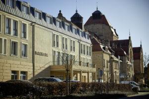 Fassade Parkhotel Landau