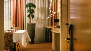 Lieferservice Landau Pfalz Restaurant Dinnerzimmer