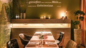 Restaurant Landau Dinnerzimmer Lieferservice