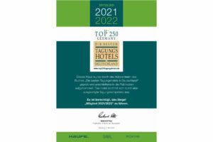 Top 250 Tagungshotel