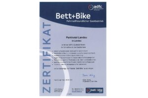 Bett&Bike Rfw