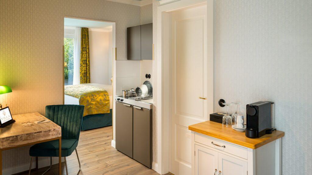 Apartmentvilla Wohnen Parkhotel Pfalz Landau