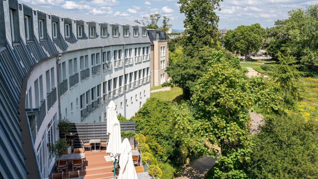 Landau Hotel Pfalz Wein Urlaub
