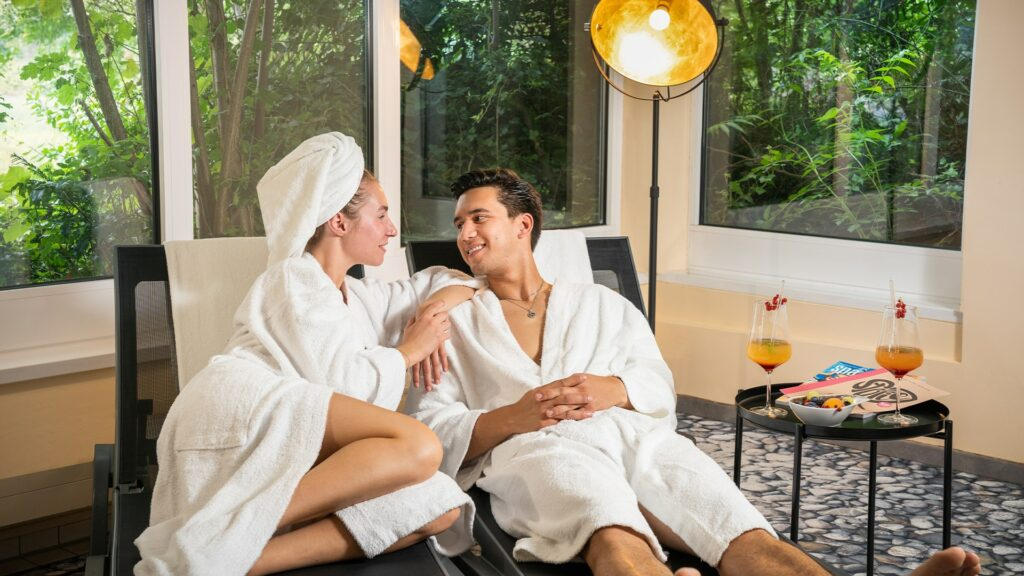 Spa Genuss Urlaub Parkhotel Villa