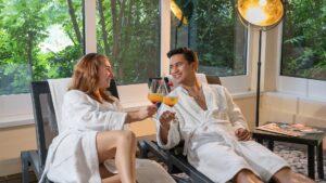 Spa Urlaub Parkhotel Villa Genuss