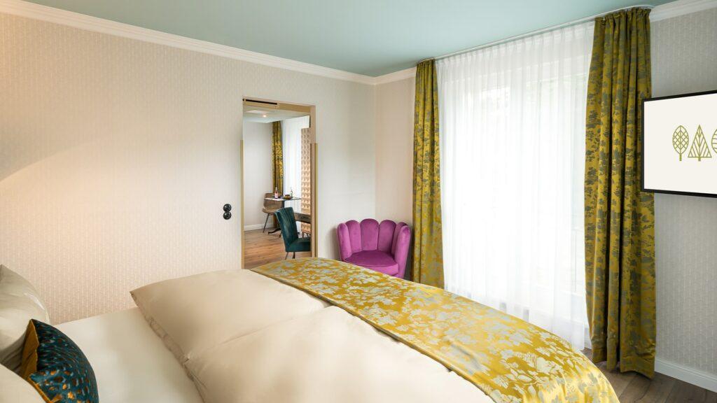 Villa Edel Zimmer Pfalz Kurzurlaub