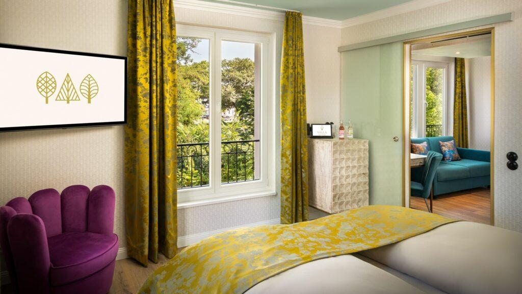 Villa Pfalz Edel Zimmer Parkhotel