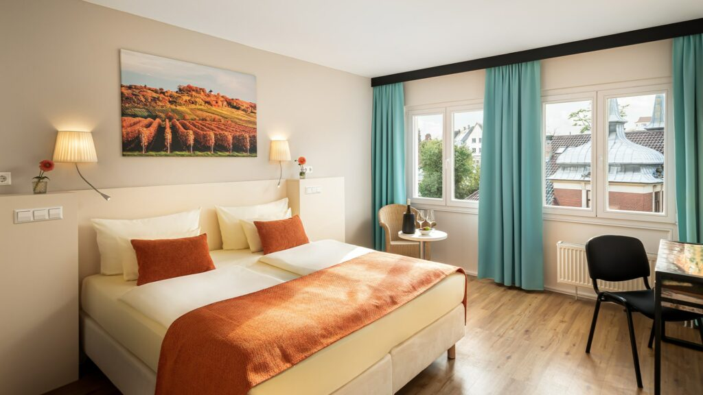 Zimmer Landau Südpfalz Suiten Parkhotelstandard Plus