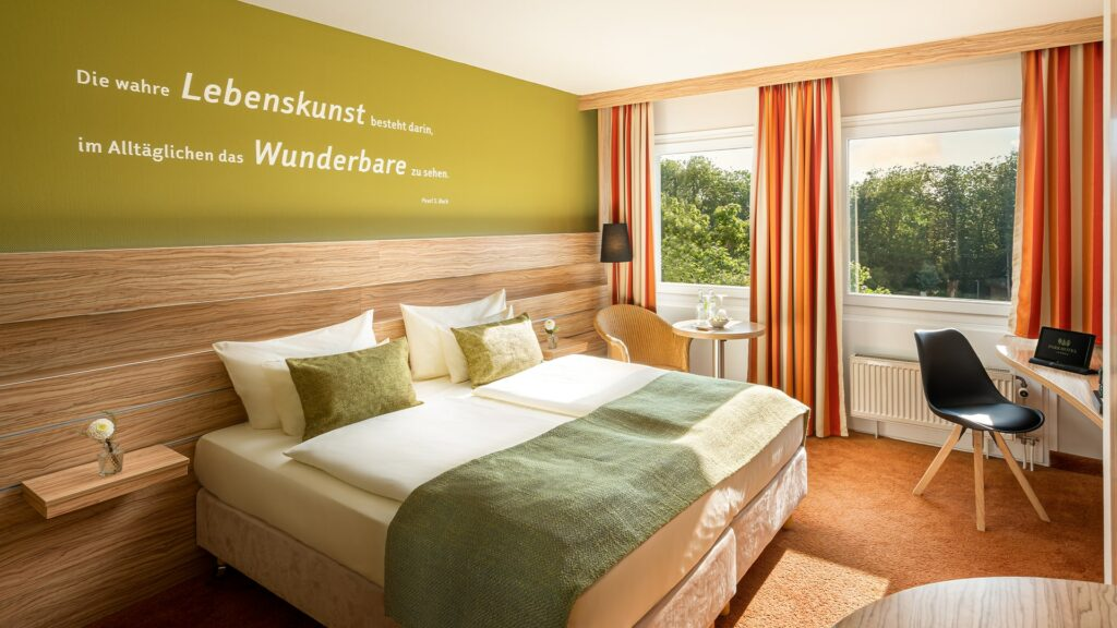 Zimmer Südpfalz Landau Parkhotel Suiten Komfortzimmer