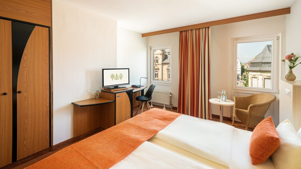 Zimmer Südpfalz Parkhotel Landau Suiten Standard Plus