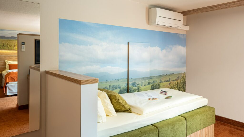 Zimmer Südpfalz Suiten Landau Parkhotel Familienzimmer