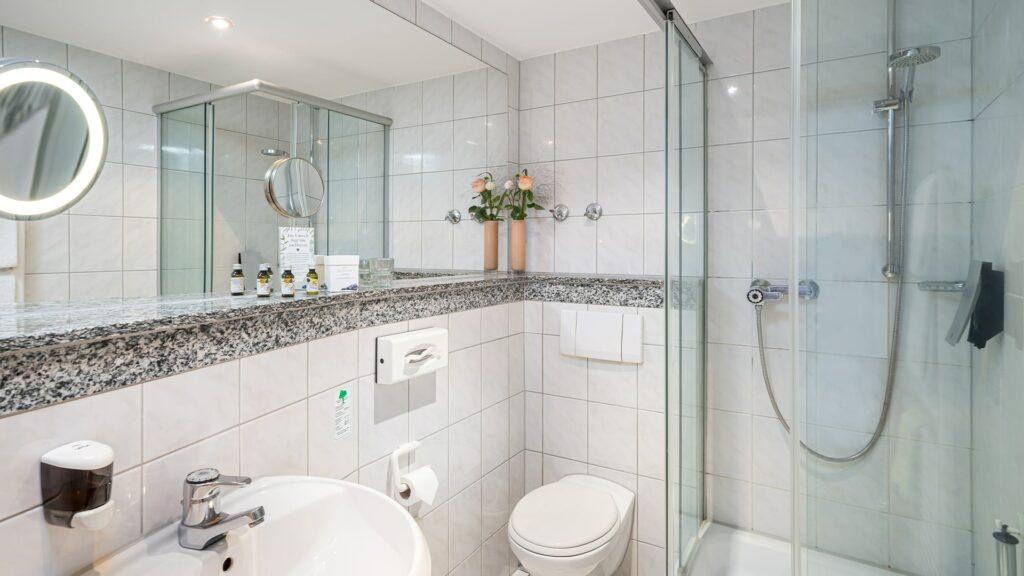 Zimmer Suiten Südpfalz Parkhotel Landau Komfortzimmer
