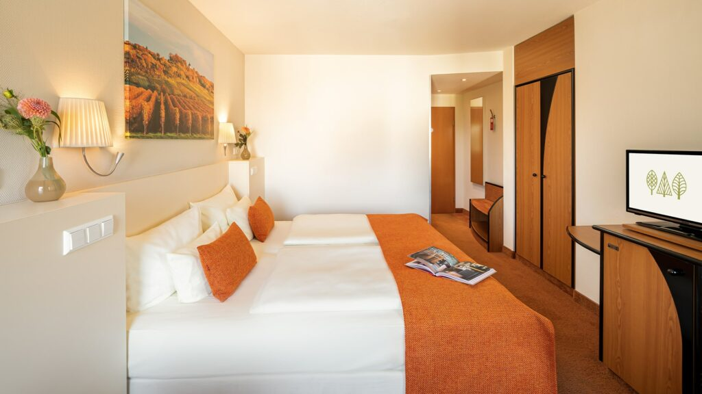 Zimmer Suiten Südpfalz Parkhotel Landauz Standard Plus