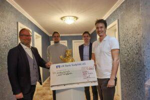 Spendenübergabe WJ Südpfalz 1